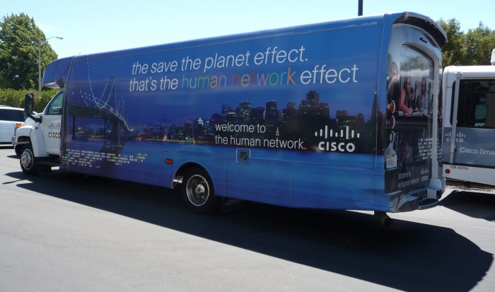 Experienital Consulting for Cisco