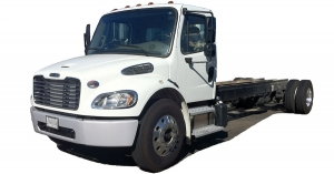 straight truck for lease