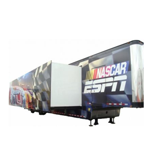 53' double expandable trailer for sale or lease